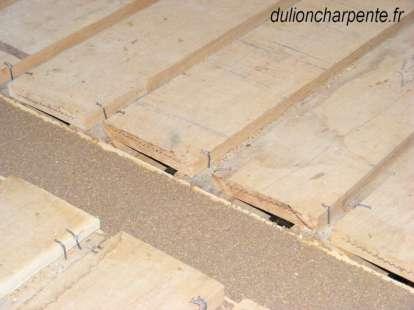 Charpente bois, couverture de toit » Planchers à la française