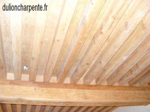 Restauration monuments historiques planchers et plafonds for Plafond a la francaise